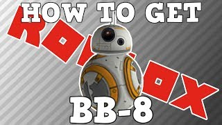 How to Get BB-8 | Roblox Red vs Blue vs Green vs Yellow Space Battle 2017 Event