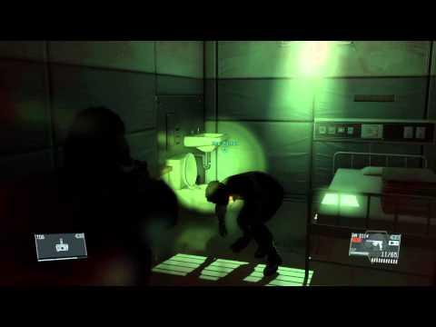 Metal Gear Solid V - Big Boss becomes a demon
