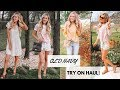 10 Spring Outfits From Old Navy! Try On Haul 2019
