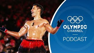 The 'Shirtless Tongan' takes on Kayaking for Tokyo 2020 | Olympic Channel Podcast