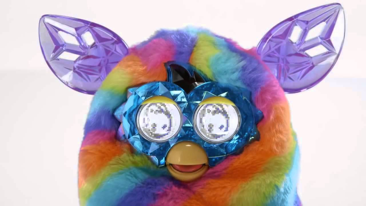 FURBY BOOM CRYSTAL 2015  YouTube