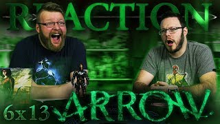 "Arrow 6x13 REACTION!! ""The Devil's Greatest Trick"""