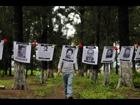 Enforced Disappearances: UN High Commissioner for Human Rights