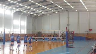 Полуфинал первенства России по волейболу 4 игровой день