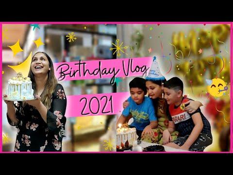 My Birthday Vlog