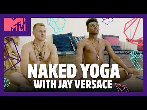 Trying Naked Yoga 🧘 w Spencer Pratt & Jay Versace  Spencer Pratt Will Heal You 🔮   MTV
