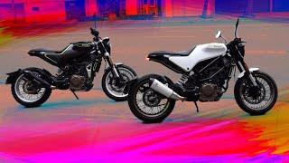 2 Nuevas Motos!! (Prueba De Manejo A Vitpilen Y Svartpilen 401) | Juca