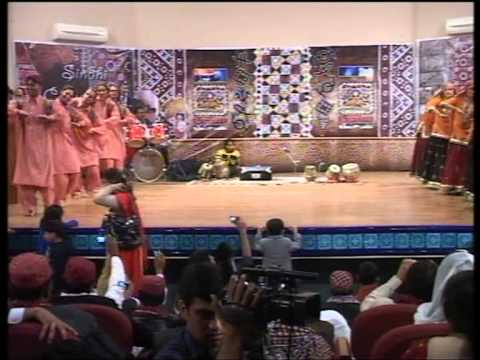 sindh tv cultural show- PNCA performance-isb1