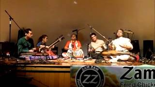 Bahaar Ensemble @ Concert for Nepal DFW 05-15 - Naad Avaaz Suites Part 2
