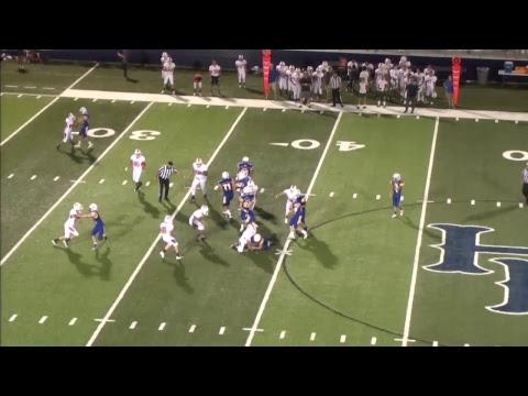 Central Junior High Football Live | Vs Southwest Junior High