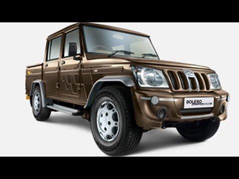 Mahindra Quietly Launches Bolero Camper Gold Vx Youtube