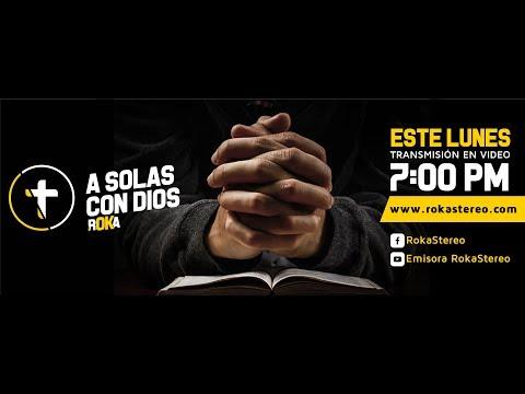 A SOLAS CON DIOS // 19 DE FEBRERO