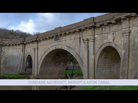 Dundass Aqueduct, Kennet & Avon Canal