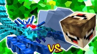 ESCORPIÃO DE GELO GIGANTE VS. LUCKY BLOCK DESTRUTIVO (MINECRAFT LUCKY BLOCK CHALLENGE)