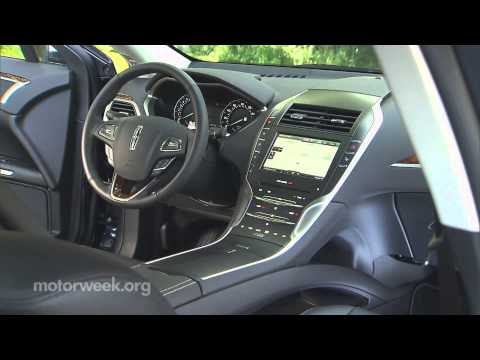 Road Test: 2013 Lincoln MKZ