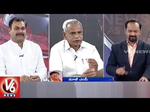 Special Debate On Irrigation Projects & Gujarat Polls | Good Morning Telangana | V6 News