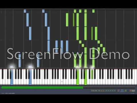 Vampire Knight main theme [Piano]
