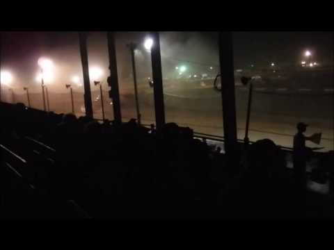 Fonda Speedway - September 24, 2016 - Street Stock Main