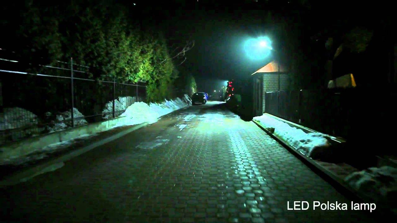 High Pressure Lamp 150W vs. LED SLS-C 100W made by ...