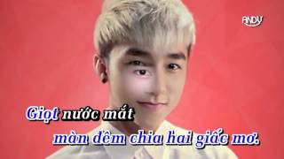 Karaoke Buông Đôi Tay Nhau Ra Sơn Tùng MTP