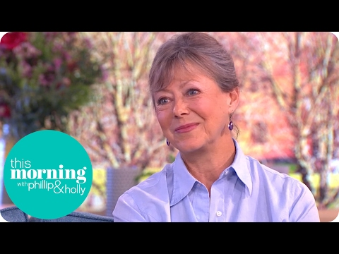 Jenny Agutter Would Love to Be a Bond Girl  This Morning