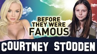 COURTNEY STODDEN | Before They Were Famous | CHILD BRIDE