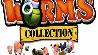 Worms Collection Gameplay Xbox 360/PS3