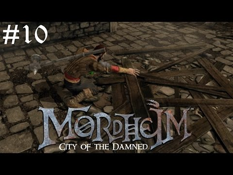 Defeat - Let's Play, Mordheim: City of the Damned #10   Gameplay/Walkthrough/Commentary  