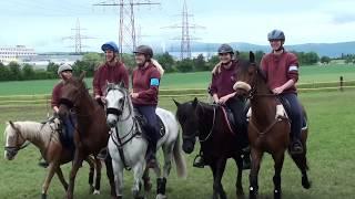 Mounted Games Swiss Championship Laconnex 13.05.18