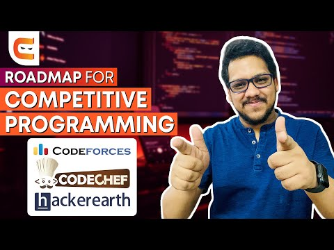 Complete Competitive Coding Roadmap🔥   How to Start Competitive Coding?