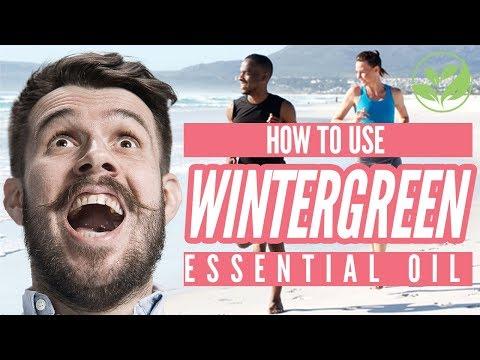 wintergreen-essential-oil:-benefits-&-best-uses