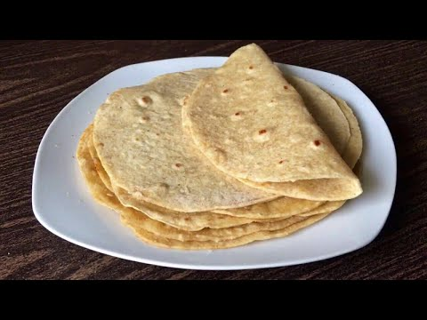 Homemade Whole Wheat Tortilla | Em's Kitchen