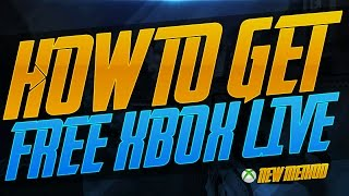 how to get free unlimited 48 hour xbox live gold memberships june 2016
