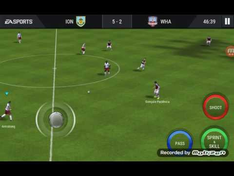 Fifa mobile ep5 head to head match