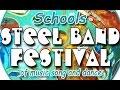Culturemix Arts Schools Steel Band Festival 2015