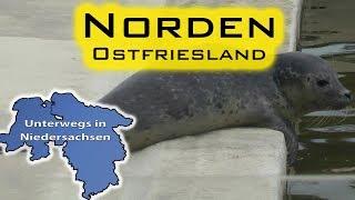 Norden (Ostfriesland) - Unterwegs in Niedersachsen (Folge 10)
