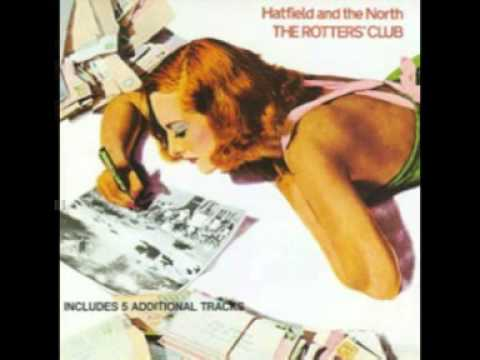 Hatfield and The North - Didn't Matter Anyway