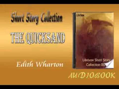 The Quicksand Edith Wharton audiobook Short Story