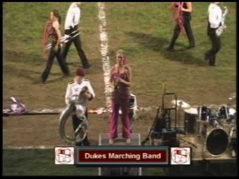 Wellington Dukes Band 10-8-11