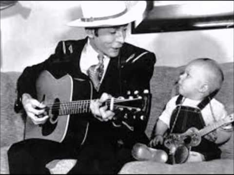 Hank williams with tears in my eyes