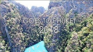 [MY FIRST VLOG] CÙNG TY ĐI ĐẢO THIÊN ĐƯỜNG PHUKET - THAILAND [ TY GOES TO PHUKET ]
