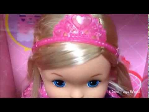 Little Mommy Sweet As Me Precious Princess Youtube