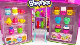 Shopkins COLLECTION TOUR Season 1 All Sweet Treats Part 4 Playset Video Cookieswirlc Ultra Rare Toys