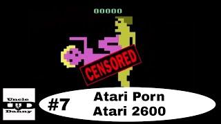 Uncle Danny Plays Atari Porn with Doriann