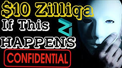Zilliqa will pump to $10 ONLY if this happens! Bitcoin & Stock Market On Thin ICE! Altcoins To Watch