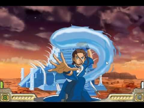 Аватар защита крепости 2 игры драки