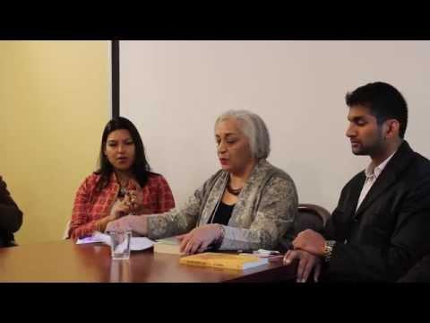 IAAC First Annual Literary Festival: Jaya Kamlani