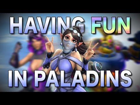 Paladins Stream