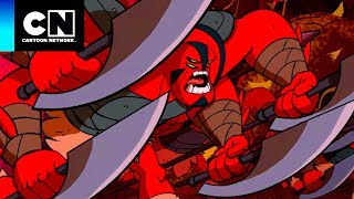 Cuatrobrazos: Los juegos de Overlordess   Ben 10: Mundos Alienígenas   Cartoon Network