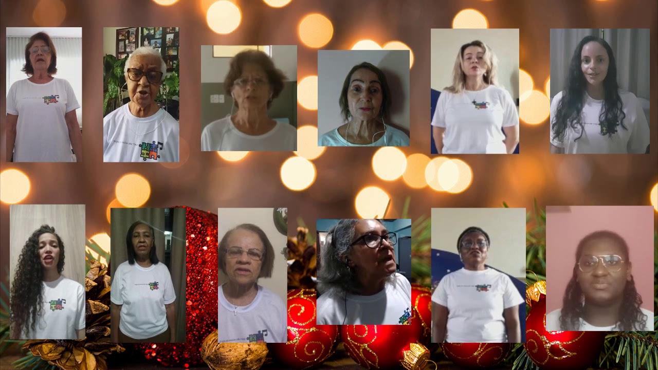 """""""Noite Feliz"""" em gravação virtual do Coral São Tiago"""